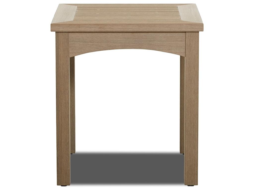 Klaussner Outdoor DelrayOutdoor Square Accent Table