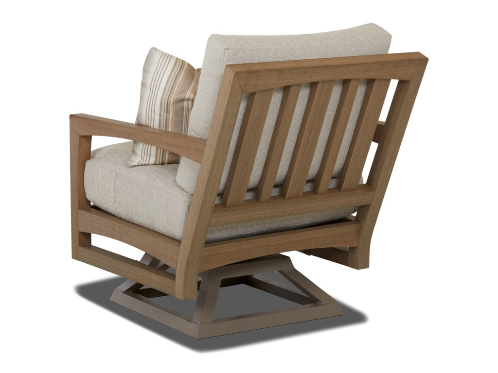 Klaussner Outdoor DelraySwivel Rocker Chair