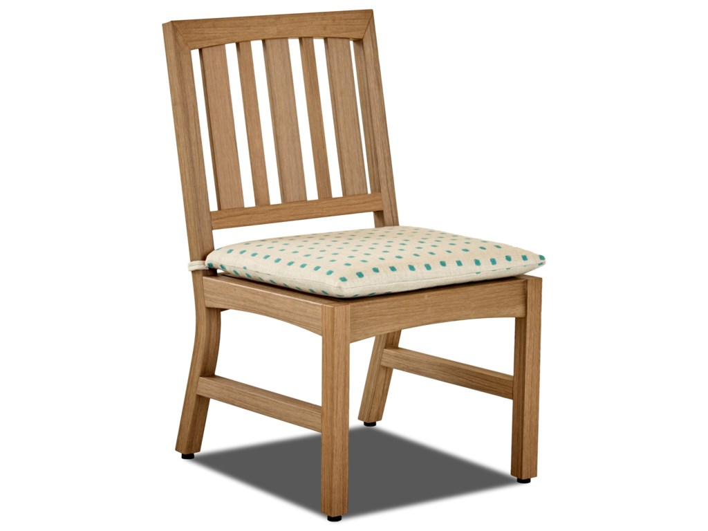 Klaussner Outdoor Delray2 Pack Dining Side Chair