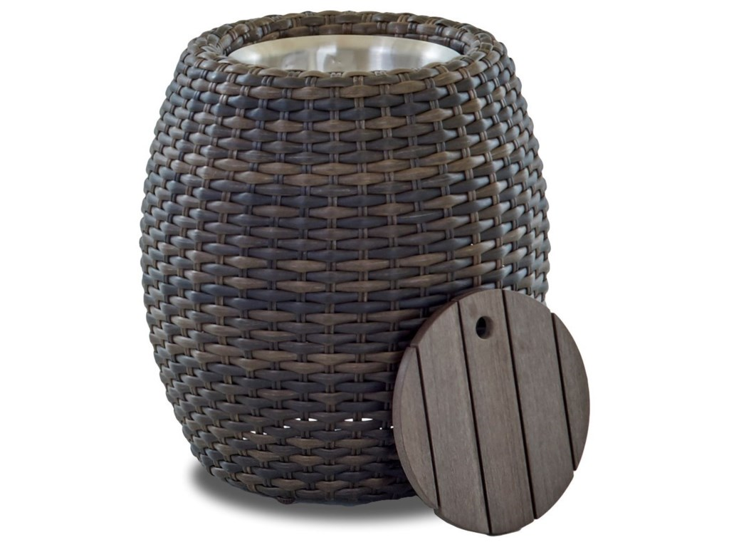 Klaussner Outdoor MesaRound Accent Table