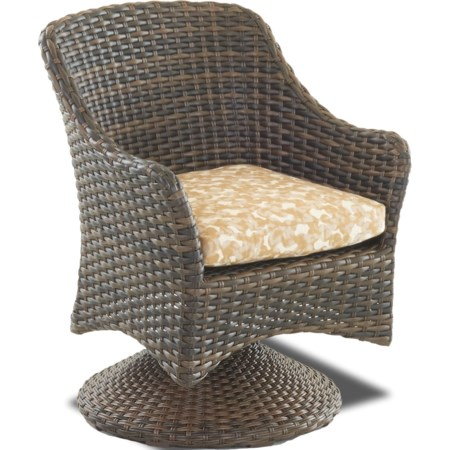Swivel Rock Dining Chair