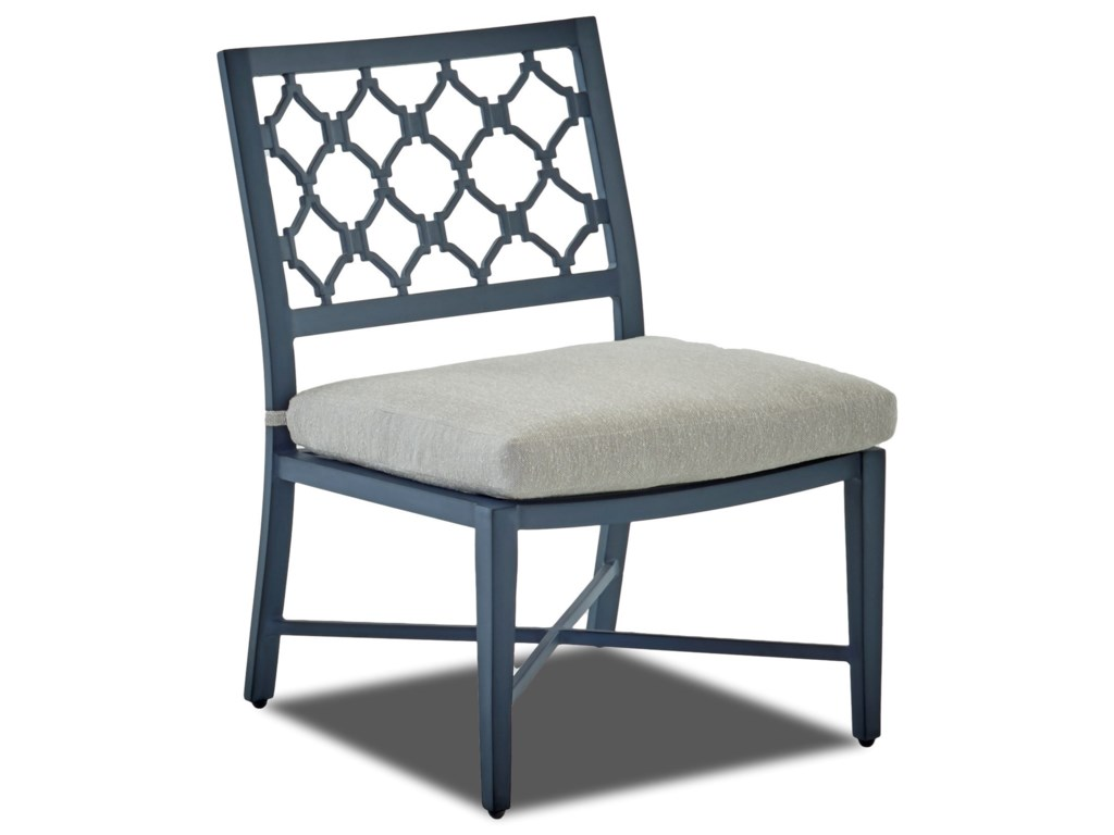 Klaussner Outdoor MirageDining Side Chair