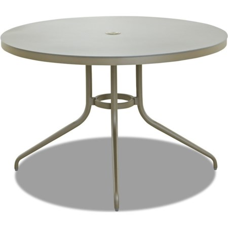 "Outdoor 48"" Dining table"