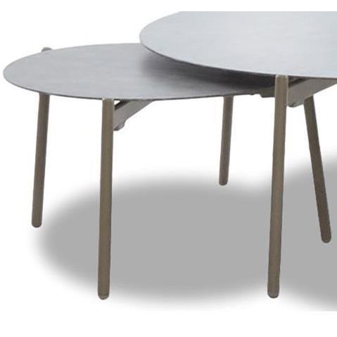 Klaussner Outdoor Urban RetreatLarge Round Outdoor Accent Table