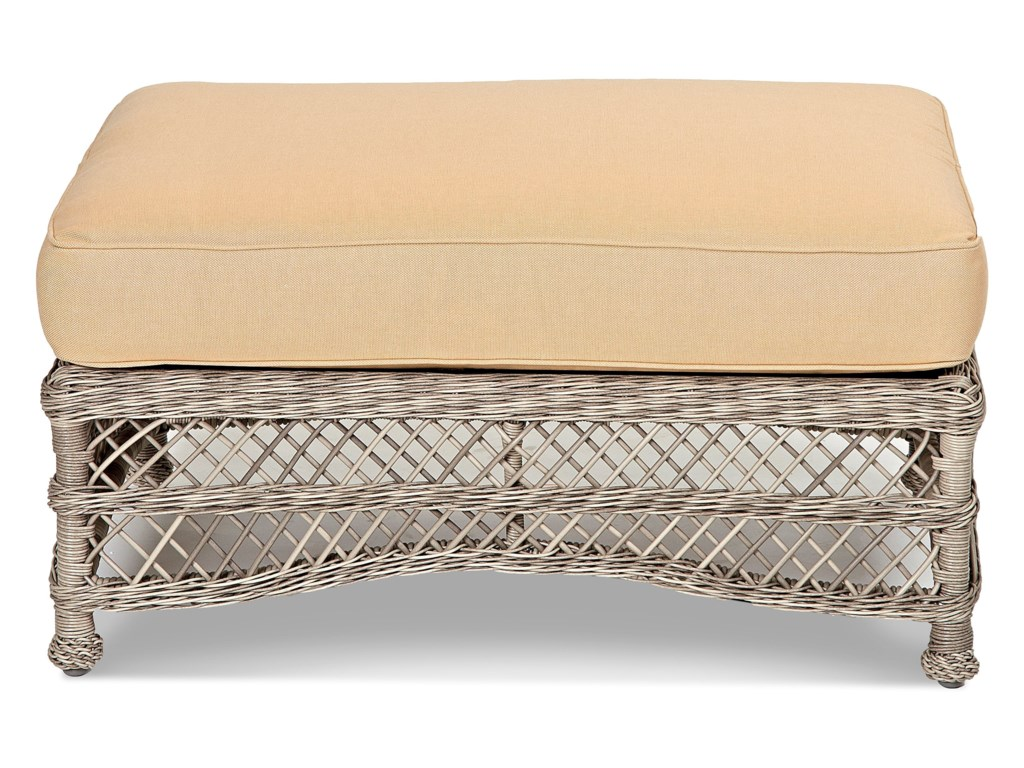 Klaussner Outdoor WillowDaybed Ottoman