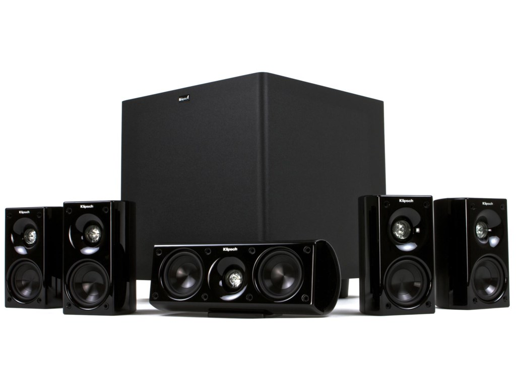 Entire System (Shown without Grilles)