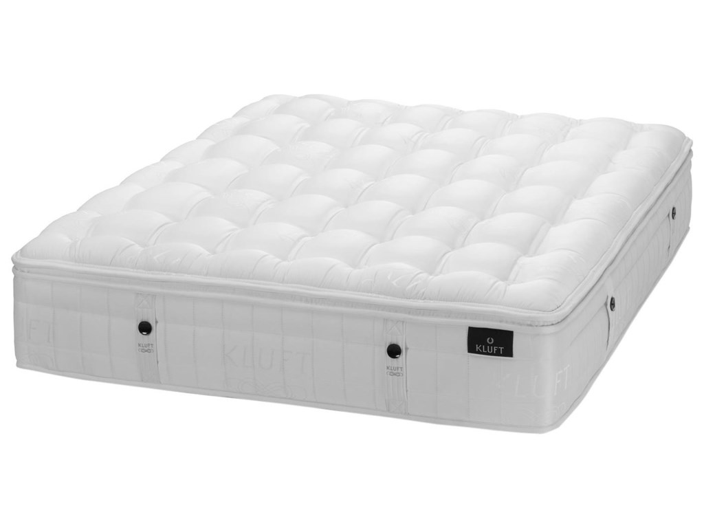 Kluft DakotaCalKing Plush LuxeTop Mattress