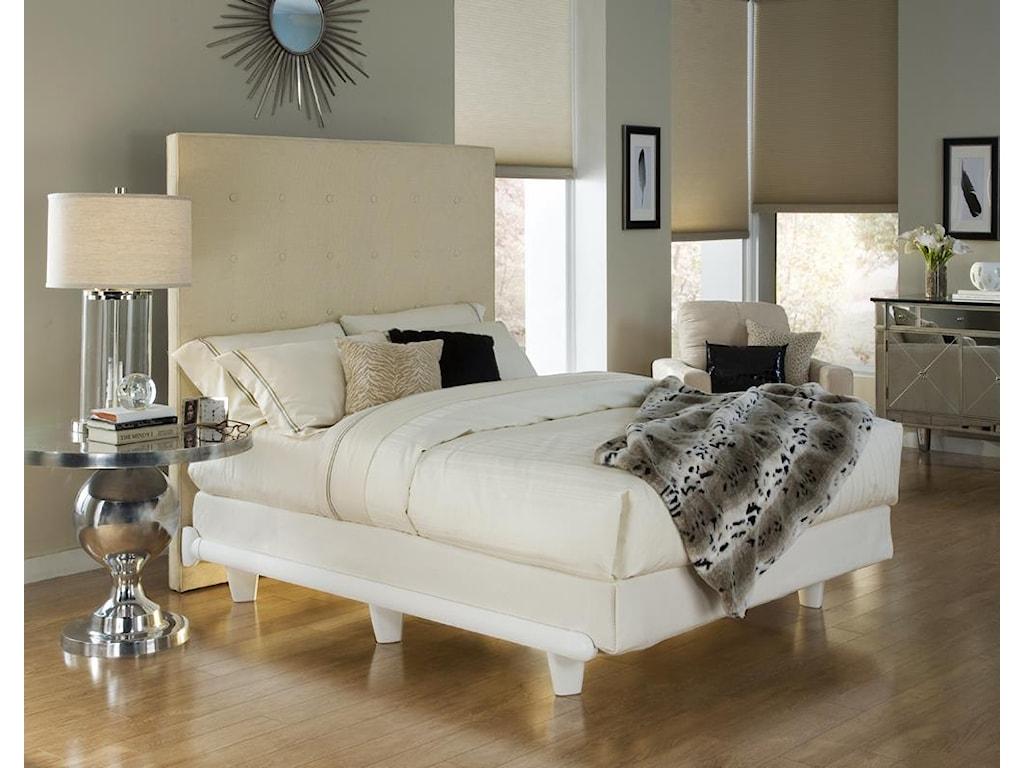 Knickerbocker emBraceQueen Bed Frame
