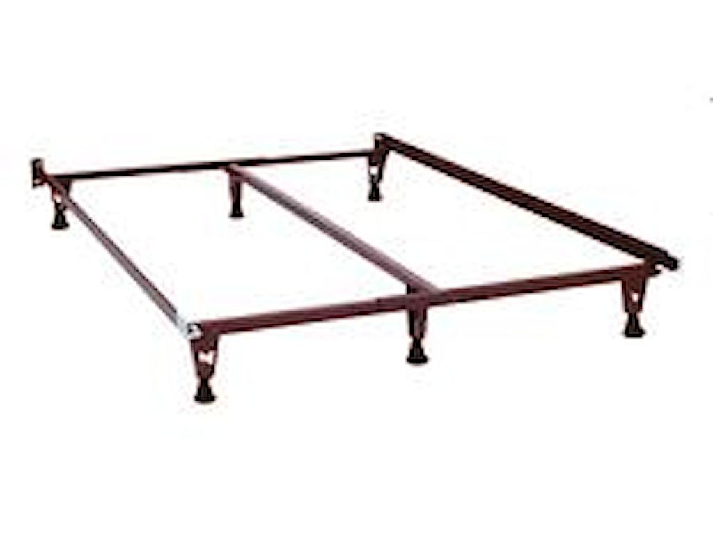 Knickerbocker Bed Frames 4650-G The Rock Bed Frame | Dunk & Bright ...