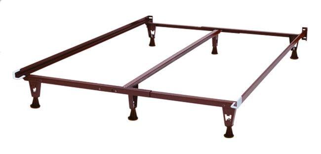 Knickerbocker The Rock Bed Frame Heavy Duty Adjustable Bed Frame ...