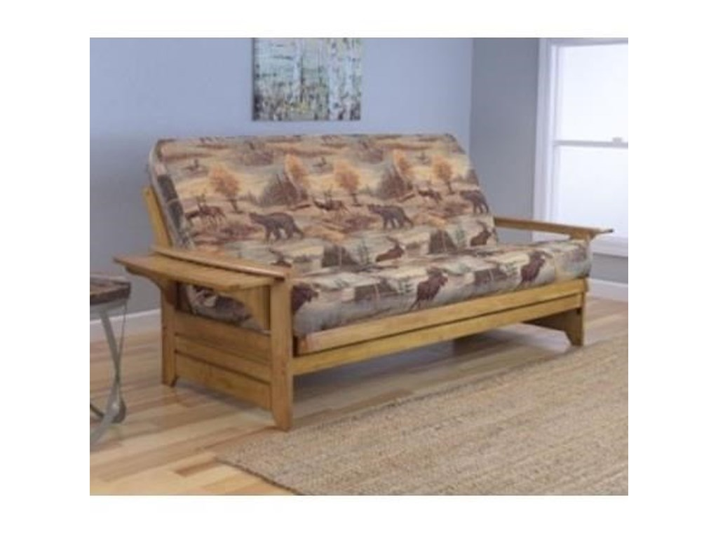 Kodiak Futons Full Phoenix Futon With