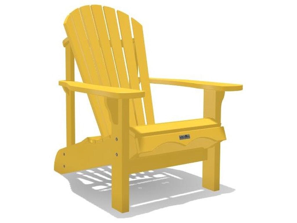 Krahn AdirondackAdriondack Chair Small