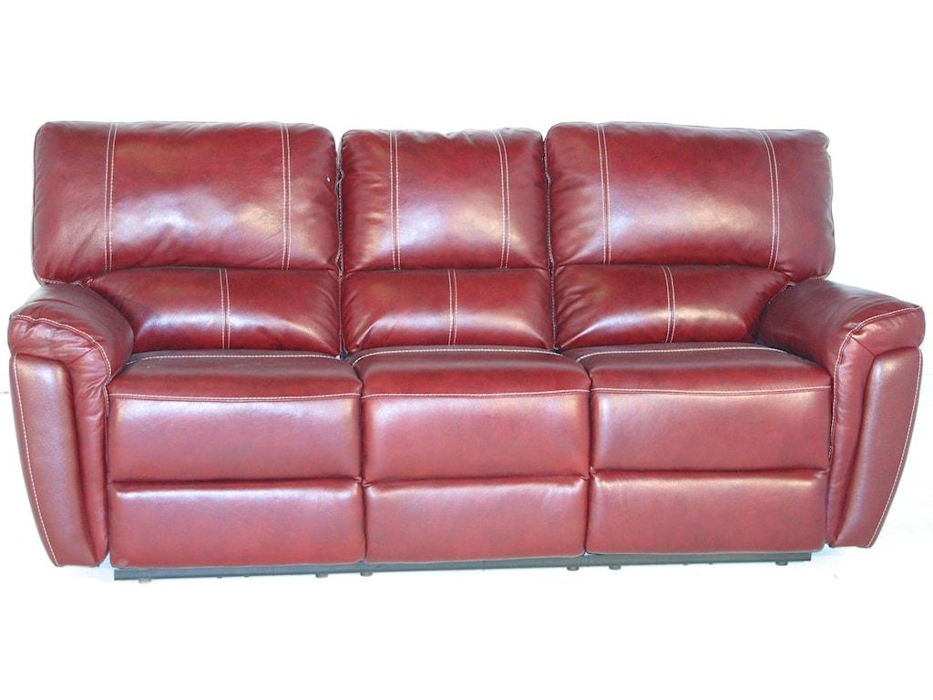 Kuka Home 1738Casual Power Reclining Sofa