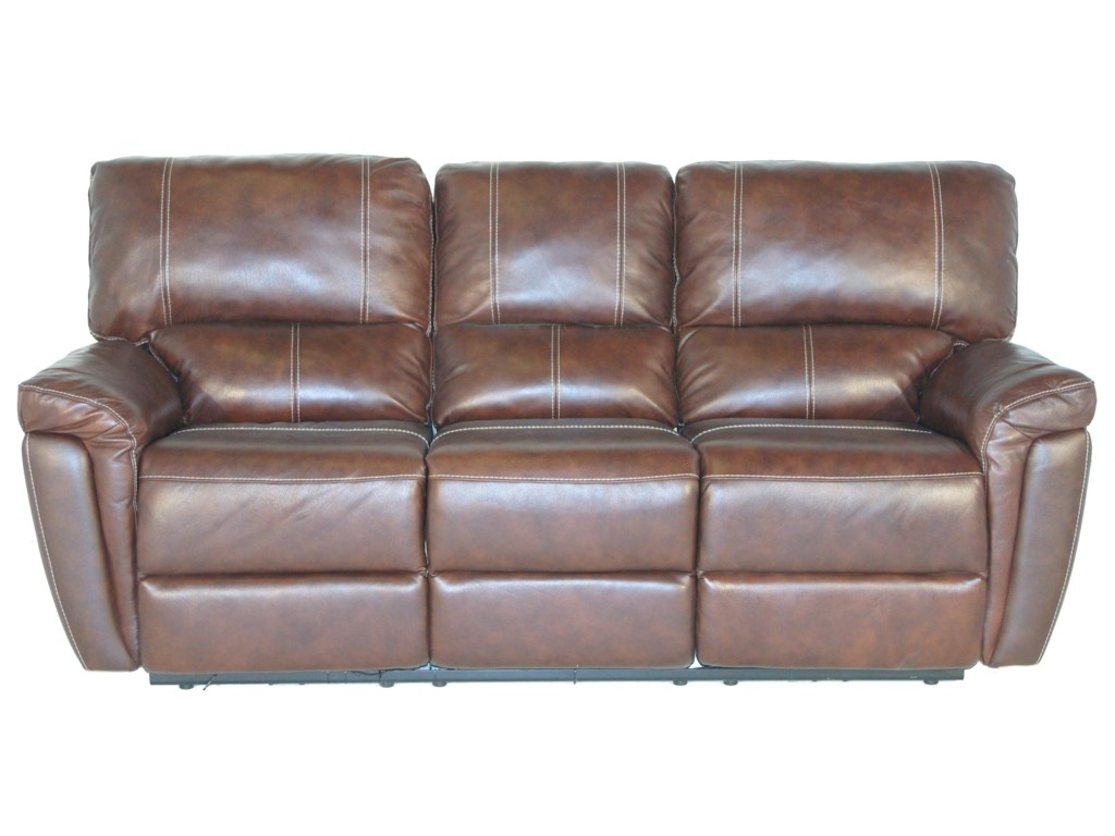 Kuka Home 1738Casual Power Reclining Sofa