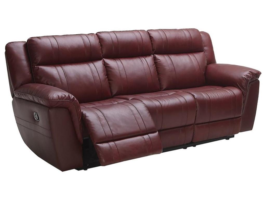 Kuka Home 1751Reclining Sofa