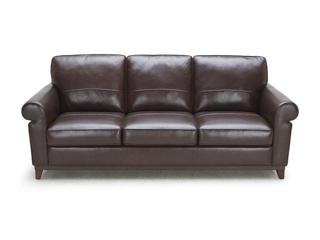 Kuka Home 1781Traditional Sofa