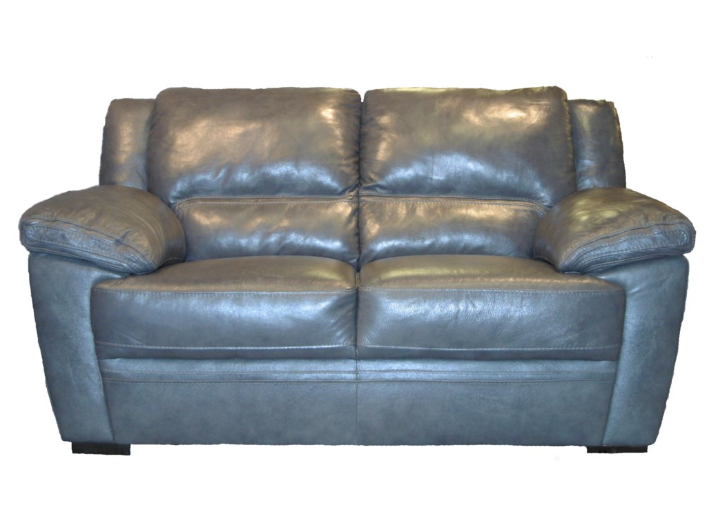 Kuka Home 1963Casual Loveseat