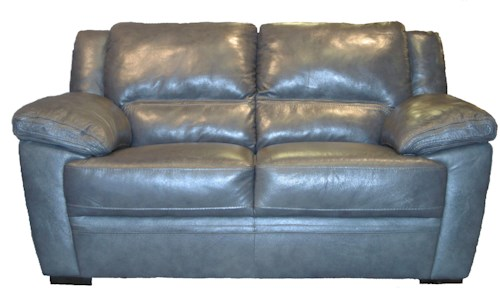 Kuka Home 1963 Casual Loveseat
