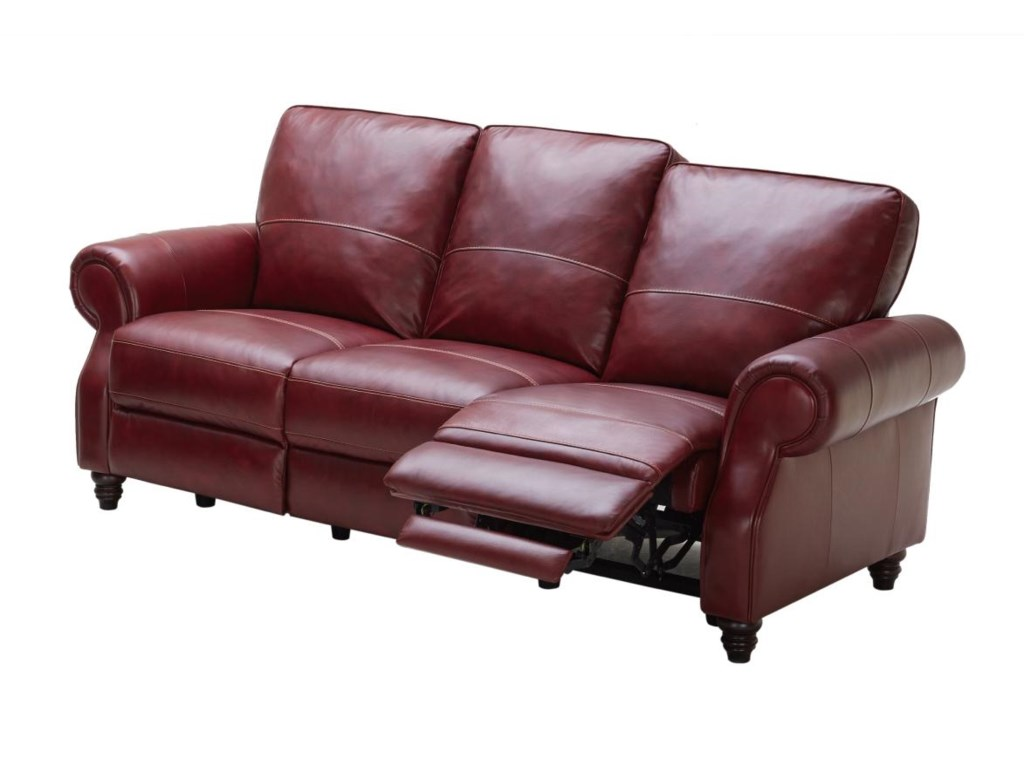 Kuka Home 1967Traditional Reclining Sofa