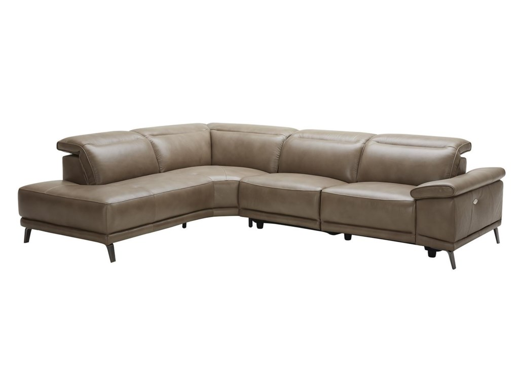 Urban Evolution Preston Motion Sectional