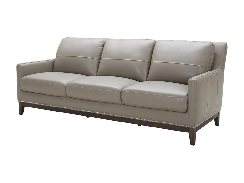 Urban Evolution RachelLeather Sofa