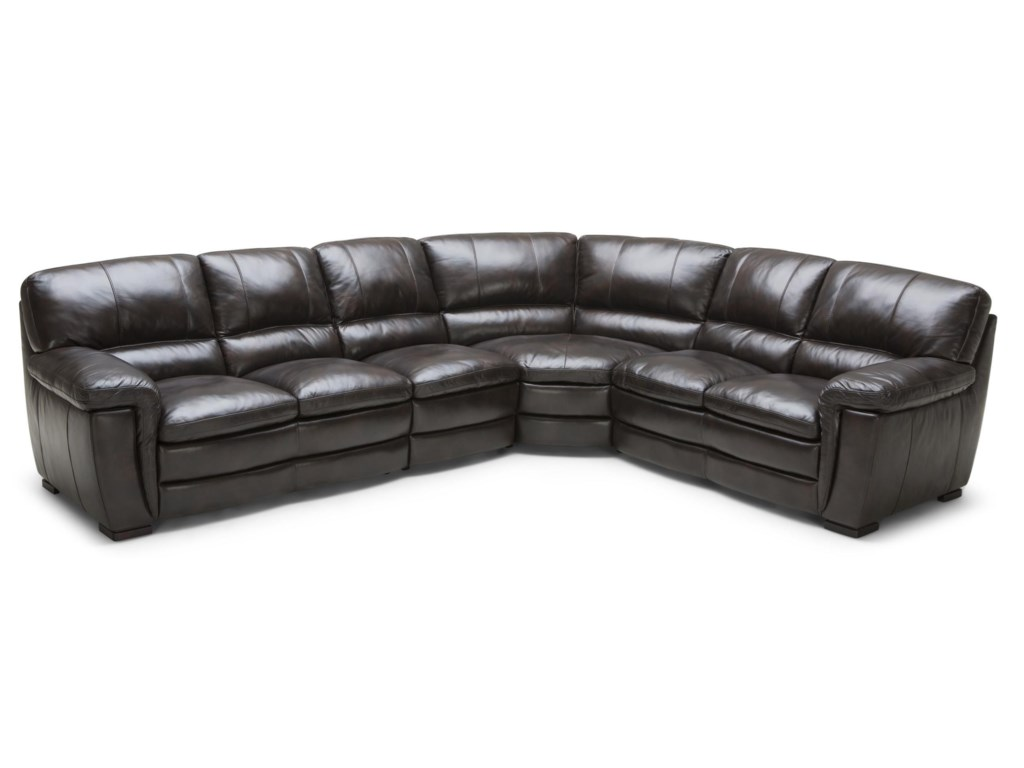Kuka Home 52954 Pc Corner Sectional Sofa