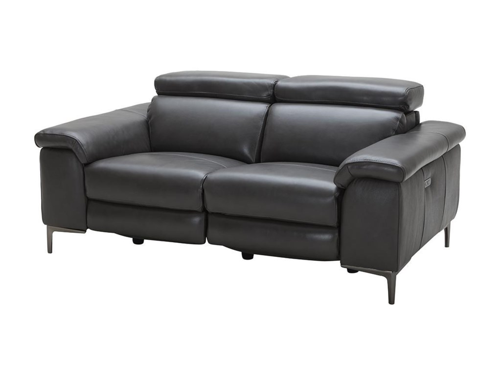 Urban Evolution BrysonPower Reclining Loveseat