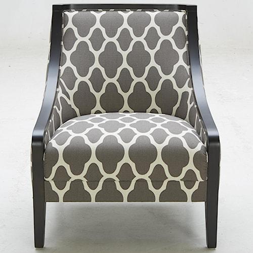K.C. Cruz C651 Accent Chair