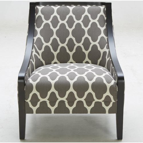 K.C. Cruz C651 Accent Chair