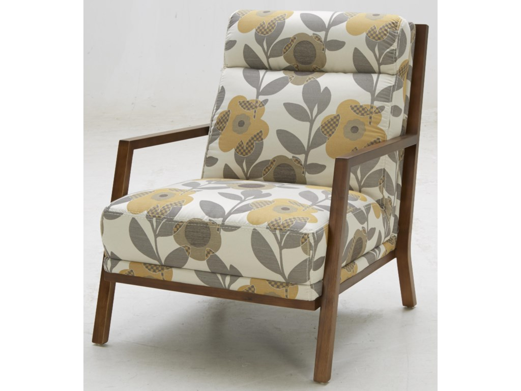 Warehouse M A-852Contemporary Accent Chair