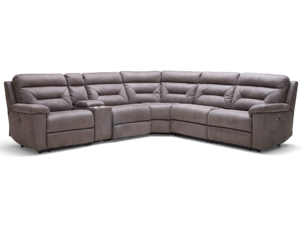 Grey Reclining Sectional Couch Home Ideas