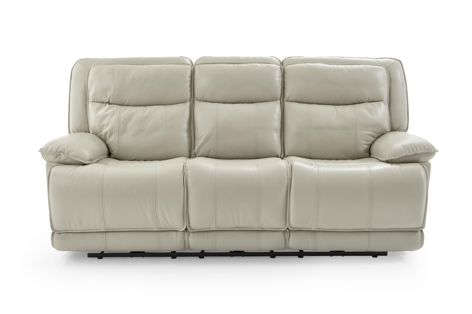 Kuka Home KM030 Casual Power Reclining Sofa w/ Three Recliners - Baeru0027s Furniture - Reclining Sofas  sc 1 st  Baeru0027s Furniture & Kuka Home KM030 Casual Power Reclining Sofa w/ Three Recliners ... islam-shia.org