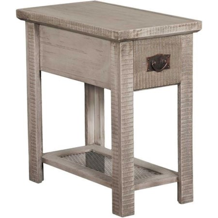 Costilla Chair Side Table