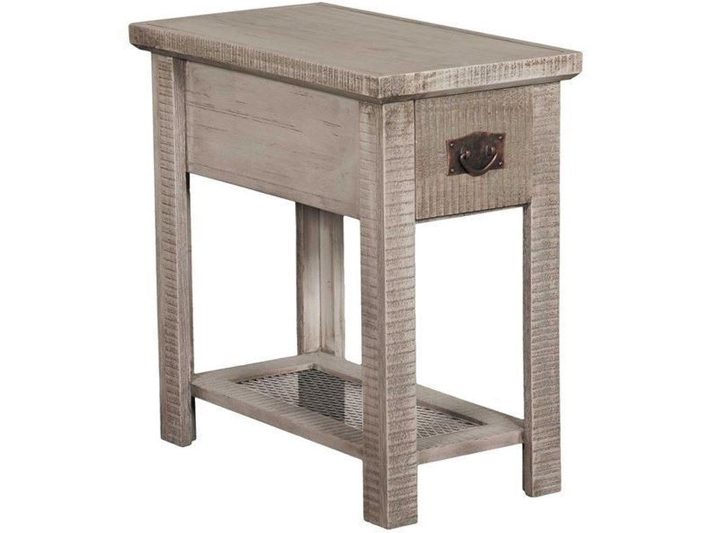 Morris Home CostillaCostilla Chair Side Table