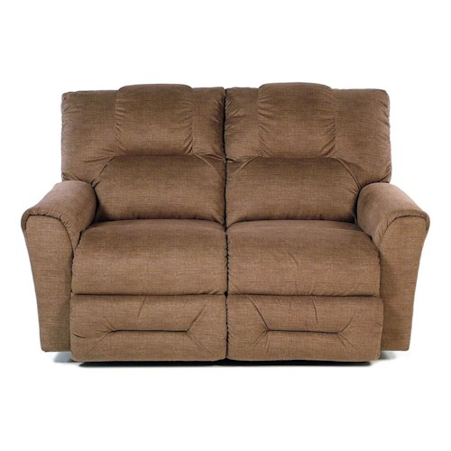 La-Z-Boy Camden Casual La-Z-Time® Full Reclining Loveseat with Power