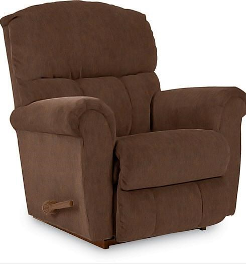 lazboy briggs leather rocker recliner great american home store three way recliner