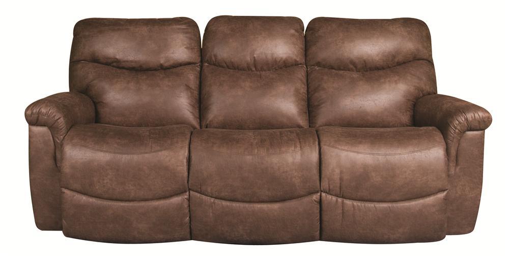 La-Z-Boy JamesJames Reclining Sofa ...