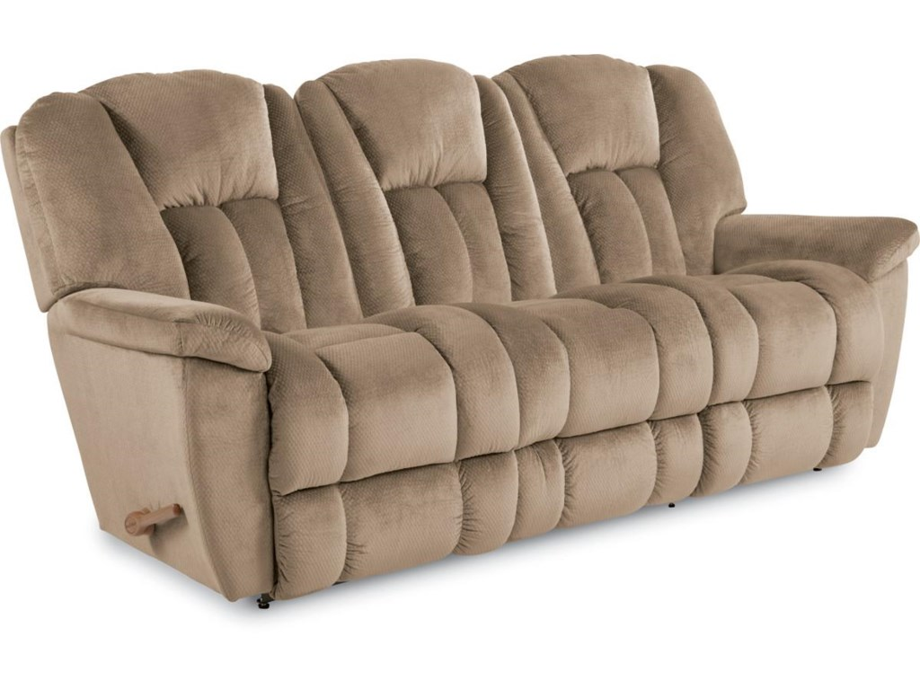 Maverick Reclina-Way® Reclining Sofa by La-Z-Boy at Conlin\'s Furniture