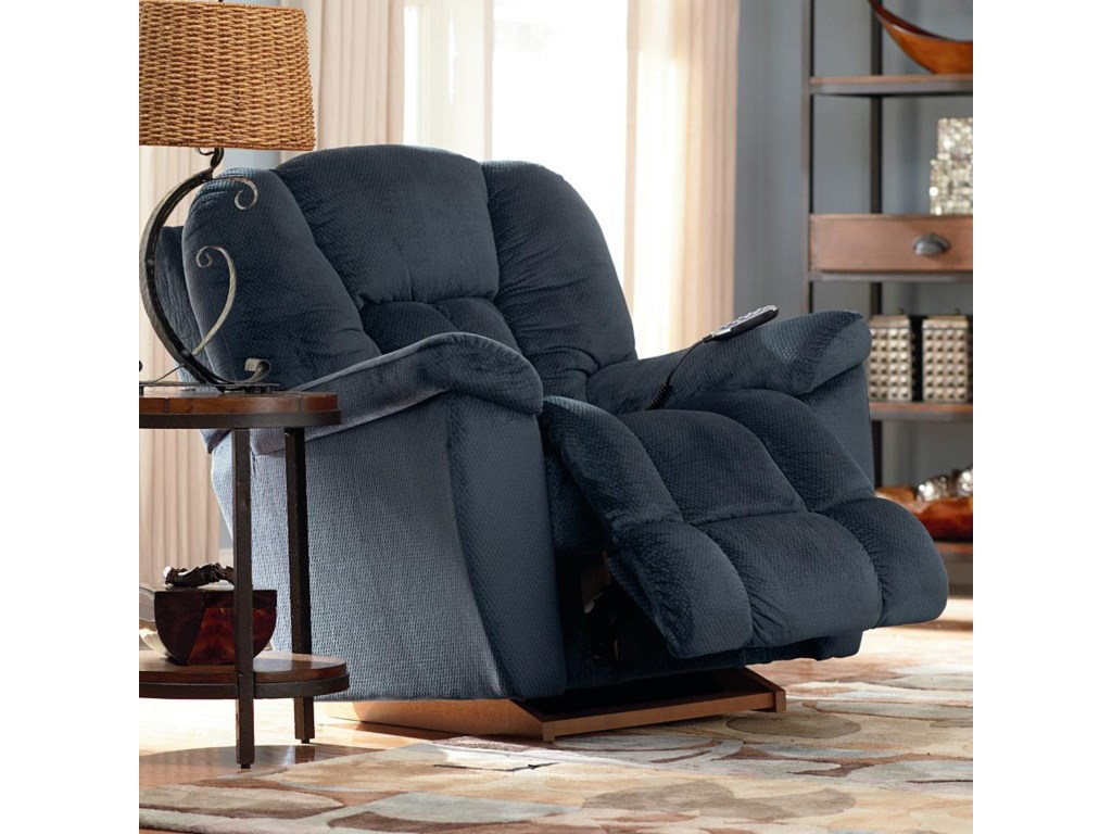 La-Z-Boy MaverickPower Recliner XRw+ Wall Saver Recliner