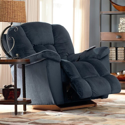 La-Z-Boy Maverick Power-Recline-XR+ RECLINA-ROCKER® Recliner
