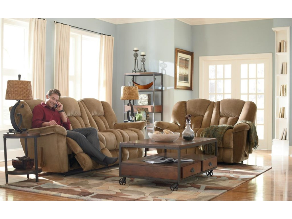 La-Z-Boy Reclining Loveseat