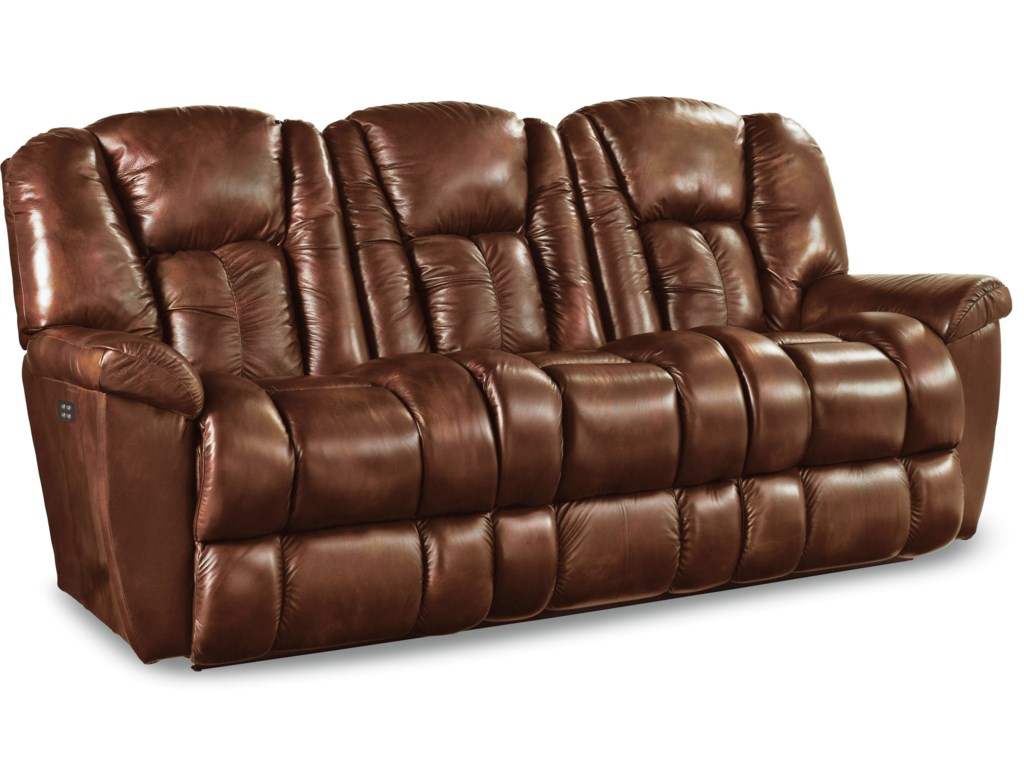 Maverick Power-Recline-XRw Full Reclining Sofa by La-Z-Boy at Conlin\'s  Furniture
