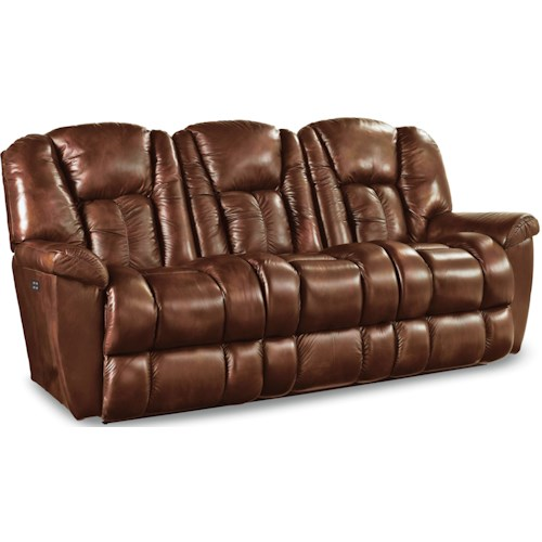 La-Z-Boy Maverick Power-Recline-XRw Full Reclining Sofa