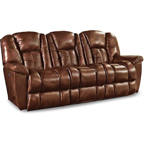 La-Z-Boy Maverick Power-Recline-XRw Full Reclining Sofa