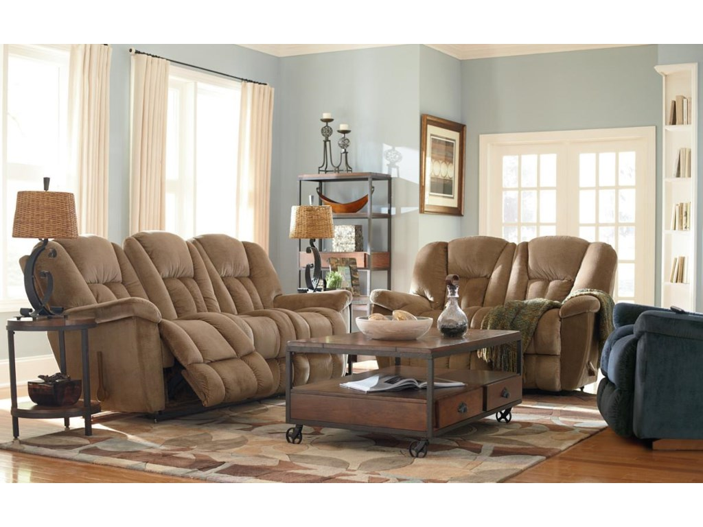 La-Z-Boy Reclining Living Room Group