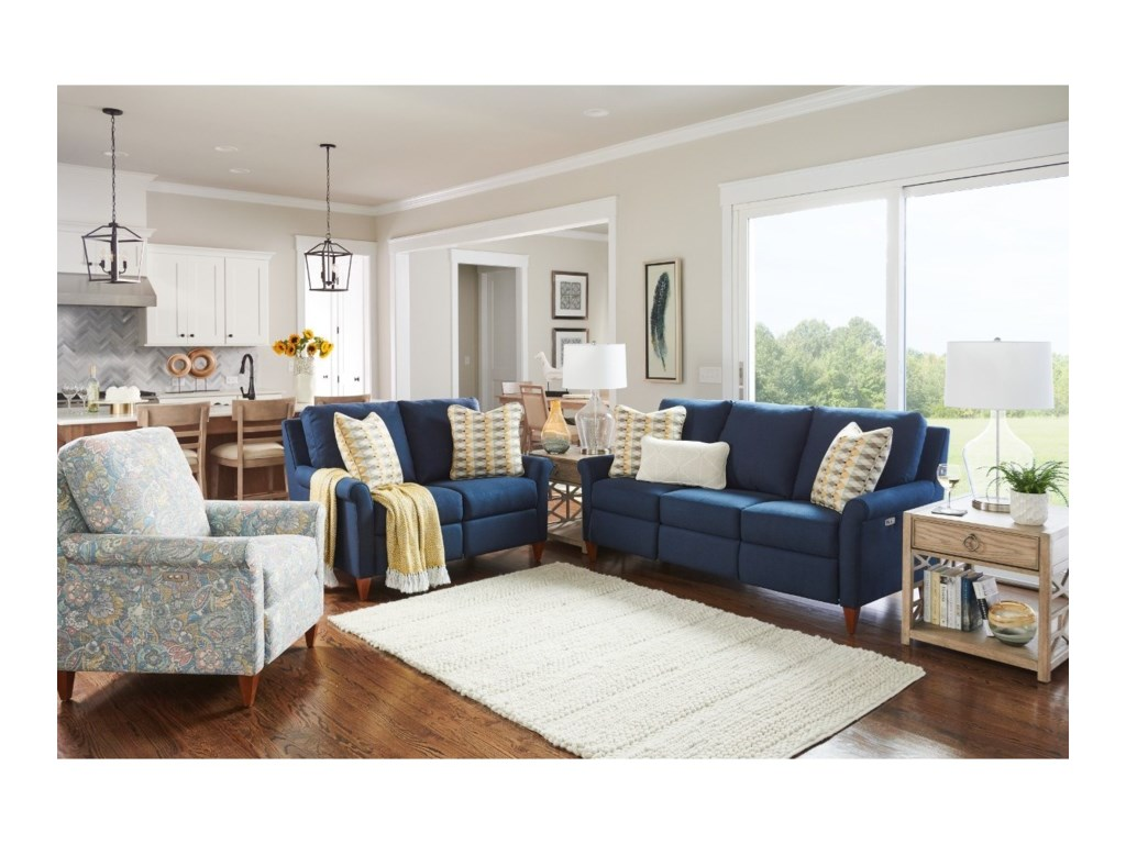 La-Z-Boy AbbyReclining Living Room Group