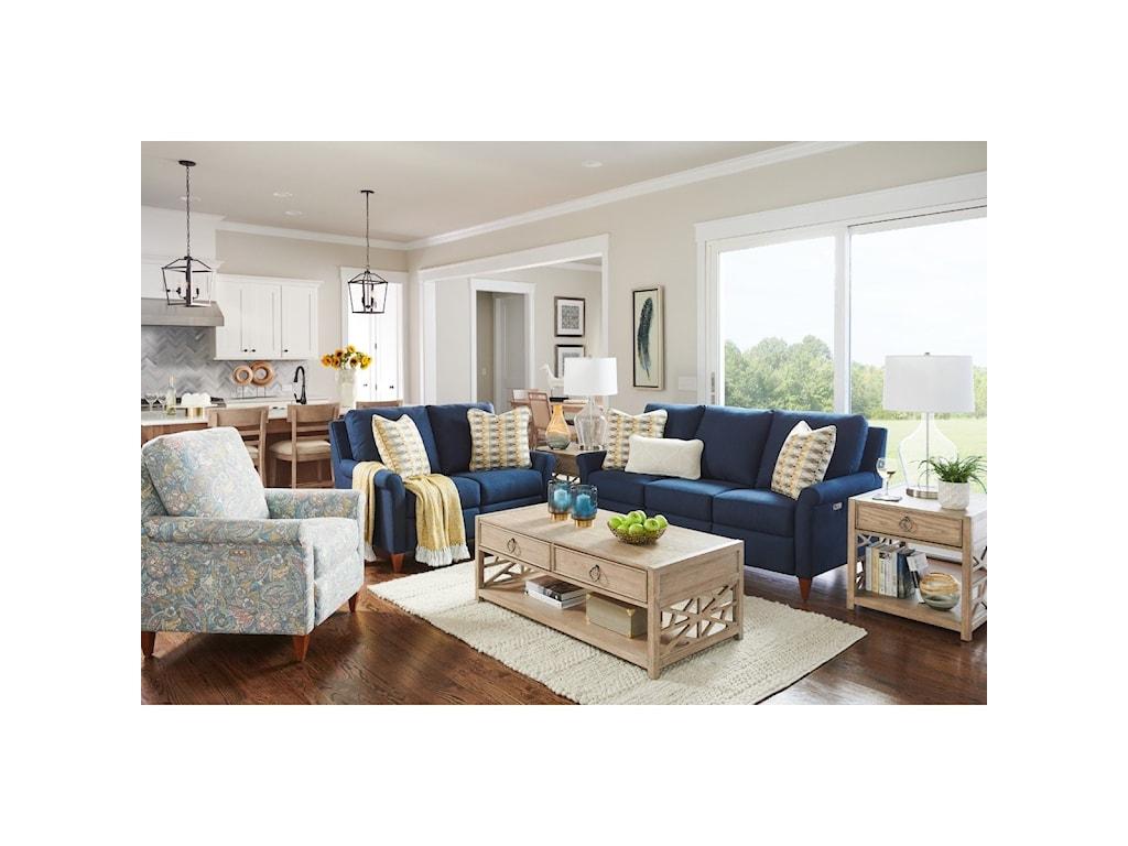 La-Z-Boy AbbyReclining Sofa
