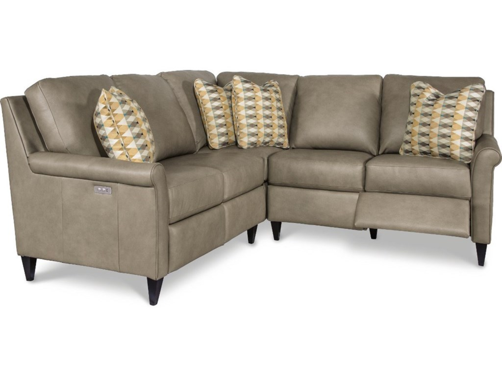 La-Z-Boy Abby3 Pc Reclining Sectional Sofa
