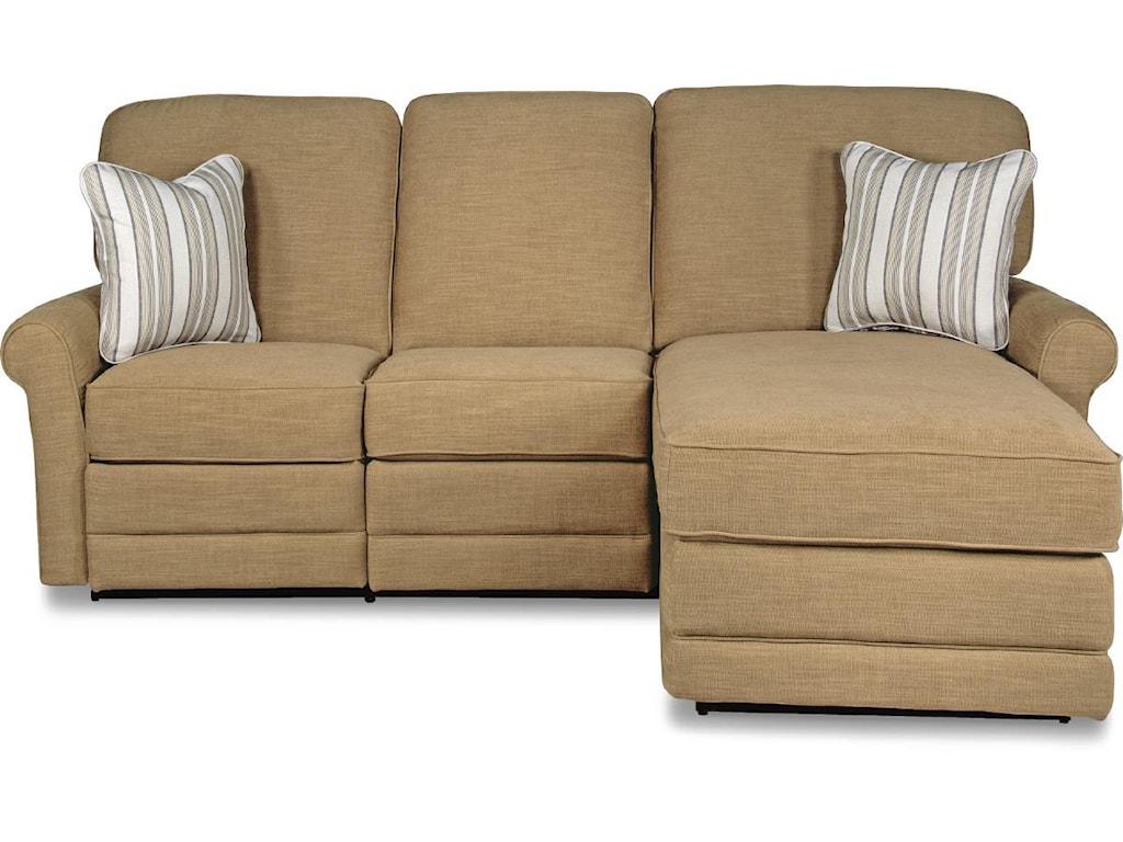 La-Z-Boy Addison2 Pc Reclining Sectional Sofa w/ RAF Chaise
