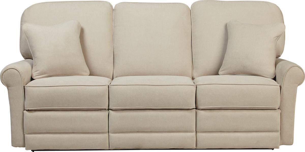 La Z Boy Addison Transitional Reclining Sofa | Morris Home | Reclining Sofas